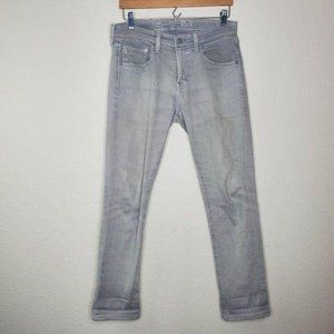 AG Adriano Goldschmied The Nomad Gray Jeans